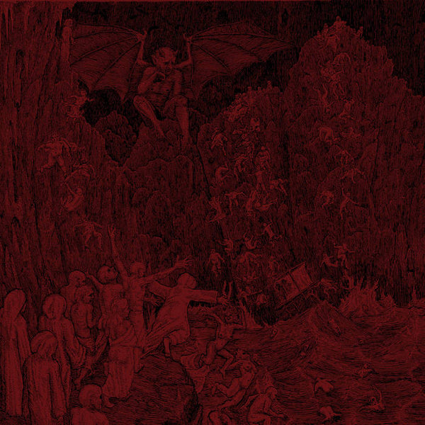 Hell - Self-titled LP repress