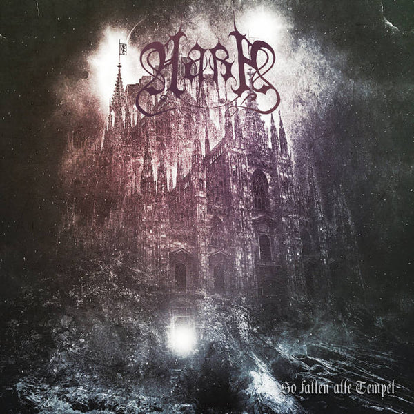 Aara - So fallen alle Tempel LP