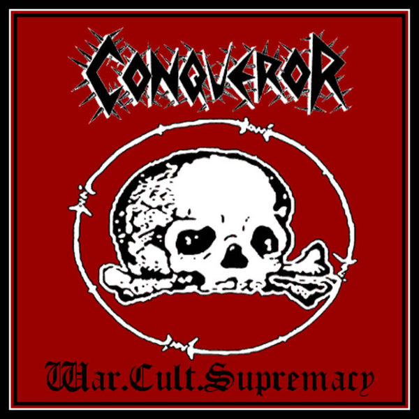 Conqueror - War.Cult.Supremacy 2LP