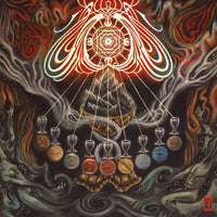 Mare Cognitum / Spectral Lore - Wanderers: Astrology of the Nine 3LP (orange vinyl)