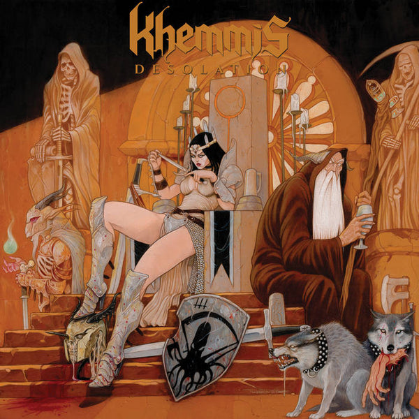 Khemmis - Desolation LP (color vinyl)