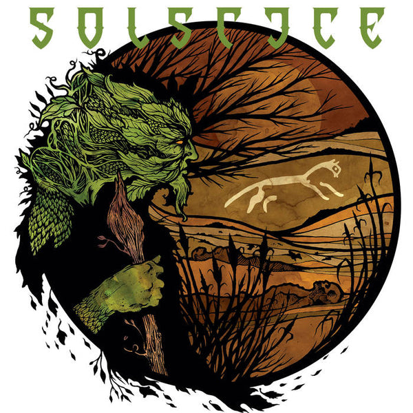 Solstice - White Horse Hill LP