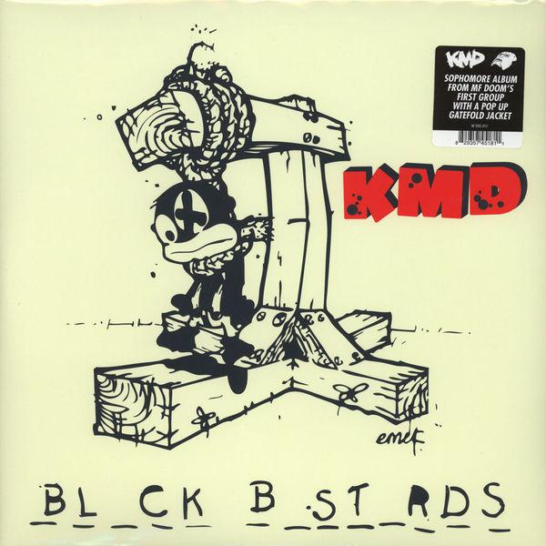 KMD - Black Bastards 2LP