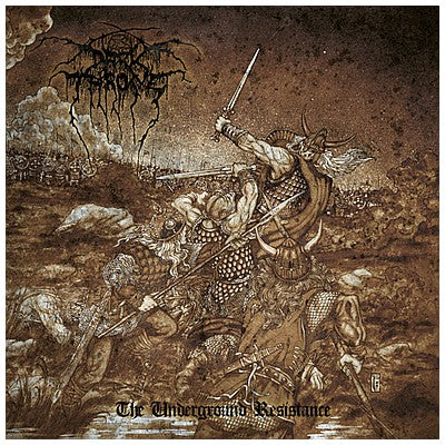 Darkthrone - Underground Resistance LP