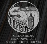 Gilead Media 2020 / 15th Anniversary Vinyl Subscription Club Registration