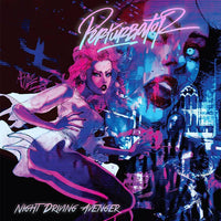 Perturbator - Night Driving Avenger 12""