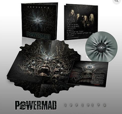 Powermad - Infinite 180g LP