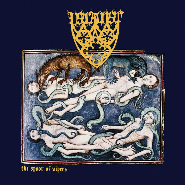Ustalost - The Spoor of Vipers LP