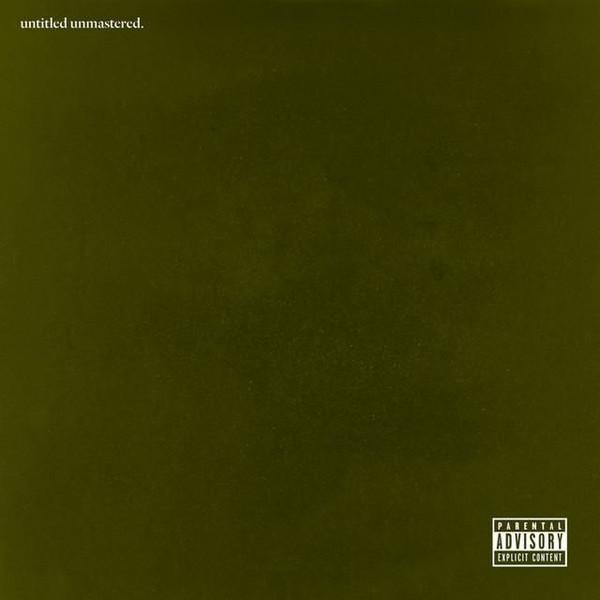 Kendrick Lamar - Untitled Unmastered LP