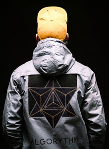 Merkaba Beach Jacket - Algorythm Designs