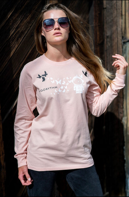 Astro Butterfly Long Sleeve