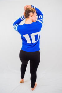Indianapolis  #10 Unisex Knit  Jersey Sweater