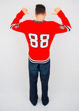 Chicago  #88 Men's Knit Hockey Jersey Sweater