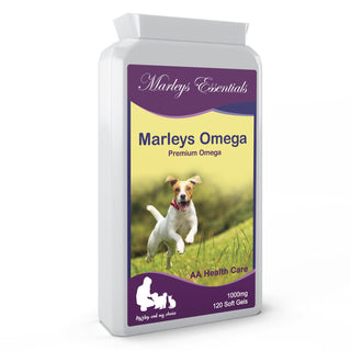 Marleys Essentials Premium OMEGA tablets - Stabeto