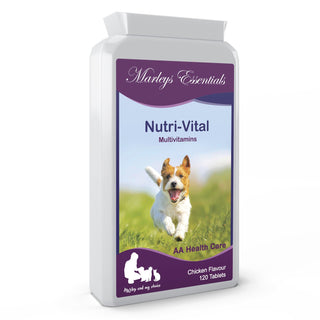 Marleys Essentials Nutri-Vital Multivitamins for Dogs - Stabeto