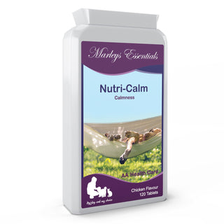 Marleys Essentials Nutri-Calm Chicken Flavor Tablets - Stabeto