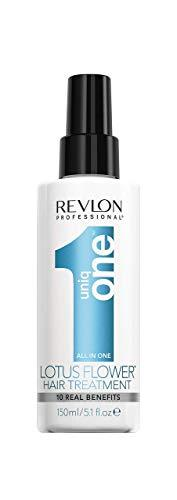 Revlon UniqONE Professional Hair Treatment - 150ml, Lotus Flower Fragrance - Stabeto
