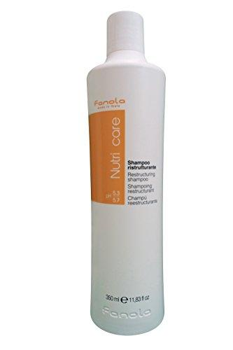 For weak, dry or stressed hair, nourishing shampoo is a perfect ideal, Fanola nutri care restructuring shampoo restores softness and moisture to dry , weak or stressed hair.