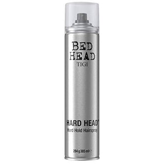 TIGI Bed Head Hard Head Hair Spray for Extra Strong Hold, 385 ml, Pack of 1 - Stabeto