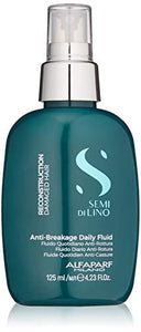 ALFAPARF SEMI DI LINO RECONSTRUCTION Damaged Hair Reparative Low SULFATE-FREE Anti-breakage Daily FLUID 125ml - Stabeto