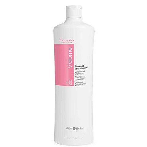 Buy online Fanola Official Volume Volumising Shampoo 1000ml at best price, which is available on Stabeto store, This hair shampoo is perfect for restoring the roots.  The Fanola volumising shampoo is the key to styling with hair that's full, healthy, and clean.