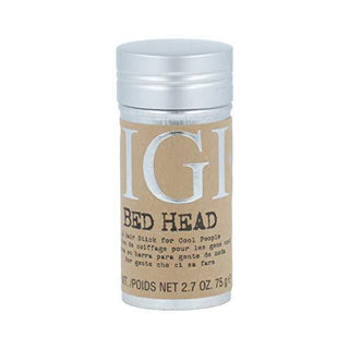 Bed Head by Tigi Hair Wax Stick for Hold and Texture, 73 g - The original and iconic Bed Head Wax Stick. This hair wax contains helps instantly create texture, definition, hold and separation. This iconic product is formulated with a blend of waxes and oil to help you instantly create texture, hold and separation - Stabeto