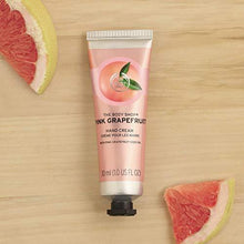 Load image into Gallery viewer, The Body Shop Unisex Hand Cream, Pink Grapefruit 30 ml - Stabeto