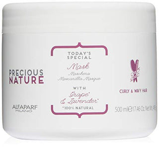 ALFAPARF PRECIOUS NATURE CURLY & WAVY MASK 500ML