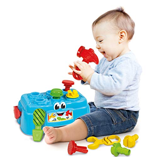 Clementoni Work Bench Learning and Activity Toys
