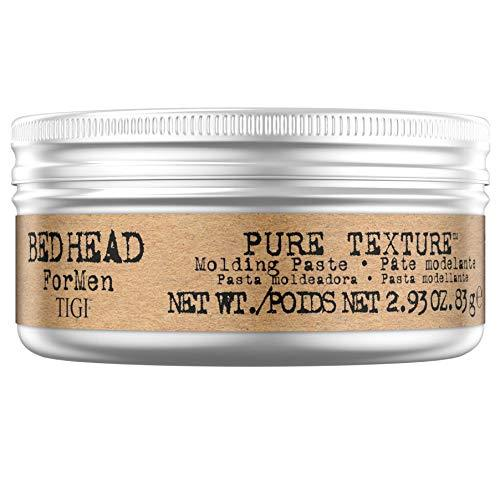 Bed Head for Men by Tigi Pure Texture Mens Hair Paste for Firm Hold, 83 g - Stabeto