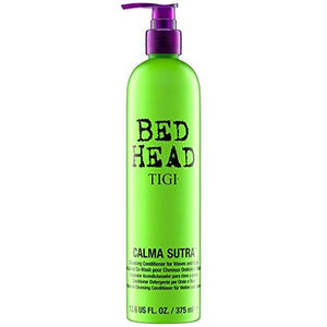 TIGI Bed Head Calma Sutra Cleansing Conditioner for Curly Hair, 375 ml - Stabeto