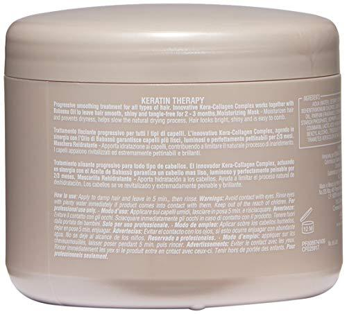 AlfaParf Lisse Design Keratin Therapy Rehydrating Mask 500m Come in Salon Size, this mask is therapeutic, keratin-rich re-hydrating mask Helps preserve & prolong the effects. - Stabeto