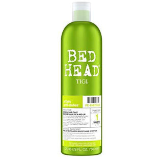 Buy Now TIGI Bed Head Urban Antidotes Re-Energise Daily Shampoo for Normal Hair, 750 ml, This daily shampoo hydrates, moisturizer and strengthens hair.
