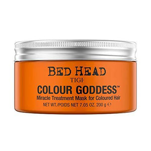 Bed Head by Tigi Colour Goddess Treatment Hair Mask for Coloured Hair, 200 g - Stabeto