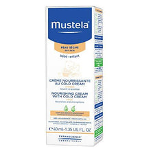 Load image into Gallery viewer, Mustela Nourishing with Cold Cream for Dry Skin, 40 ml/1.35 oz. - Stabeto