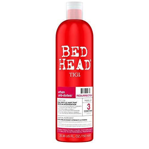 TIGI Bed Head Urban Antidotes Resurrection Conditioner for Damaged Hair, 750 ml - Stabeto