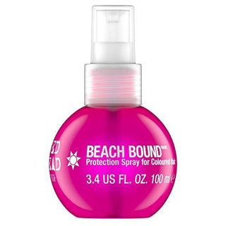TIGI Bed Head Beach Bound Heat Protectant Spray for Hair Protection, 100 ml - Stabeto