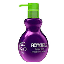 Load image into Gallery viewer, TIGI Bed Head Foxy Curls Curly Hair Cream for Defined Curls, 200 ml - Stabeto