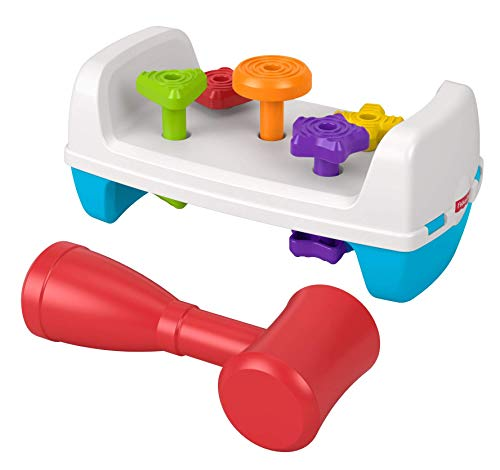 Fisher-Price GJW05 Tap & Turn Bench