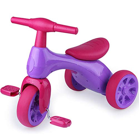 sunronal Baby Balance Bike Baby Walker Push Bike Comfortable Riding Walker Toy Balance Training Bicycle Handlebar Ride On Toys Baby Walker Boys Girls Toddlers First Bike Birthday Gift For Kids 1-3
