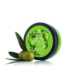 Load image into Gallery viewer, The Body Shop Olive Unisex Body Butter 200 ml - Stabeto