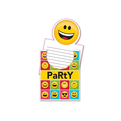Show Your Emojions Invitations