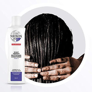 Nioxin System 6 Scalp Therapy Revitalizing Conditioner 1000 ml - Stabeto
