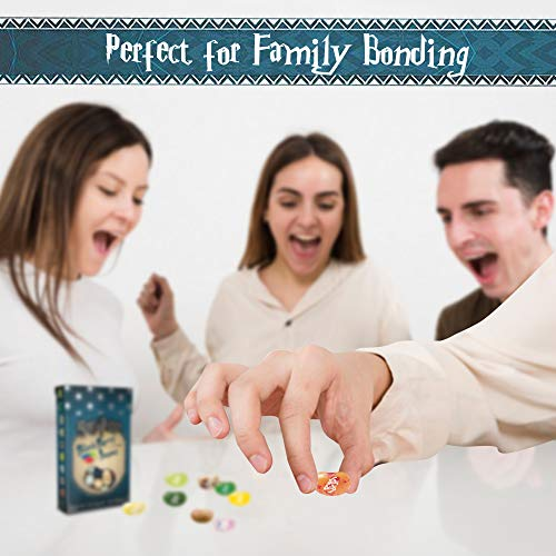 Jelly Belly, Harry Potter Sweets - Bertie Bott's Every Flavour Beans, Fun and Weird Sweets for Parents and Children - 54g Jelly Beans Gift