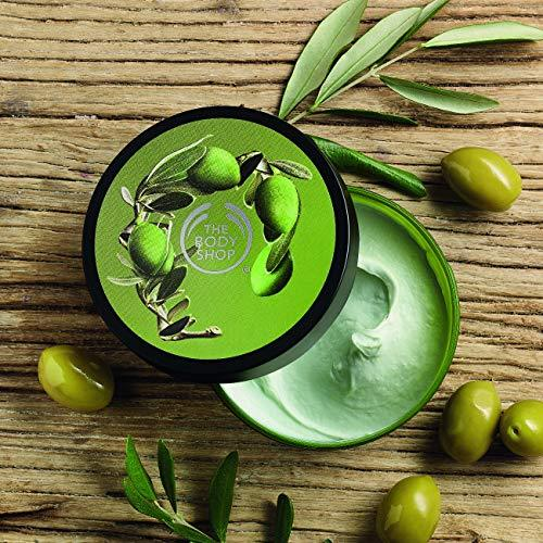 The Body Shop Olive Unisex Body Butter 200 ml - Stabeto