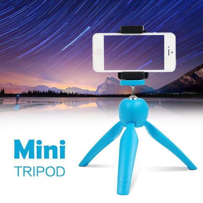 Mini Tripod Phone Holder - Gadget World