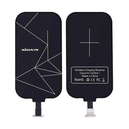 Nillkin Universal Qi Wireless Charger Receiver Magic Tag Charging Adapter Receptor - Gadget World