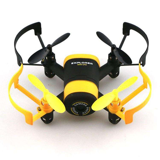 JXD 512W Mini UFO Wifi Drone - Gadget World