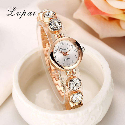 Summer Style Gold Watch Brand Watch Women Wristwatch - Gadget World