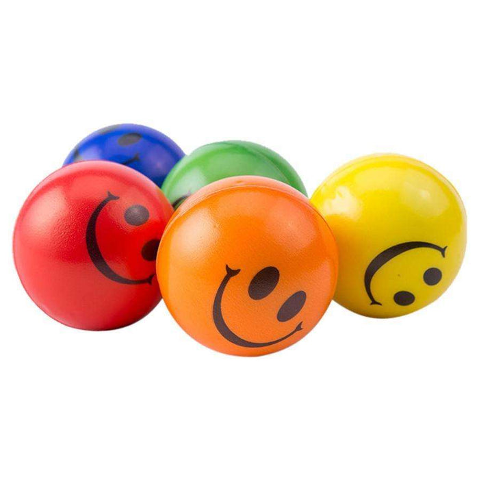 12 pcs Anti Stress Relief Sponge Foam Balls - Gadget World